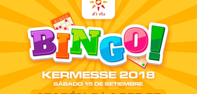 Bingo Kermesse Ars Vita 2018